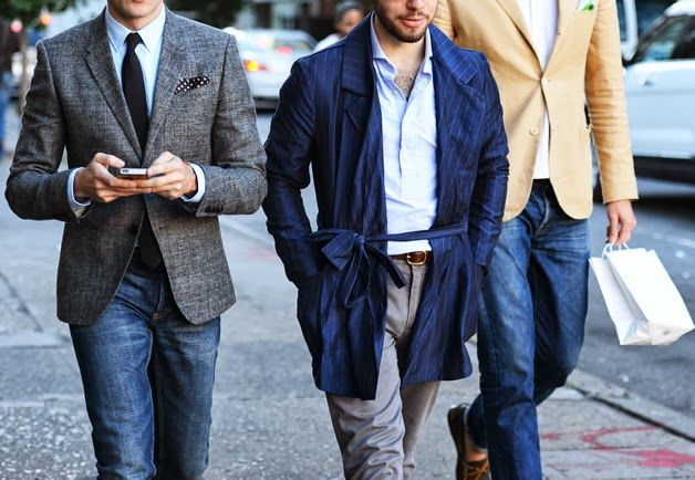 Fashionably Fly: Menswear Mondays
