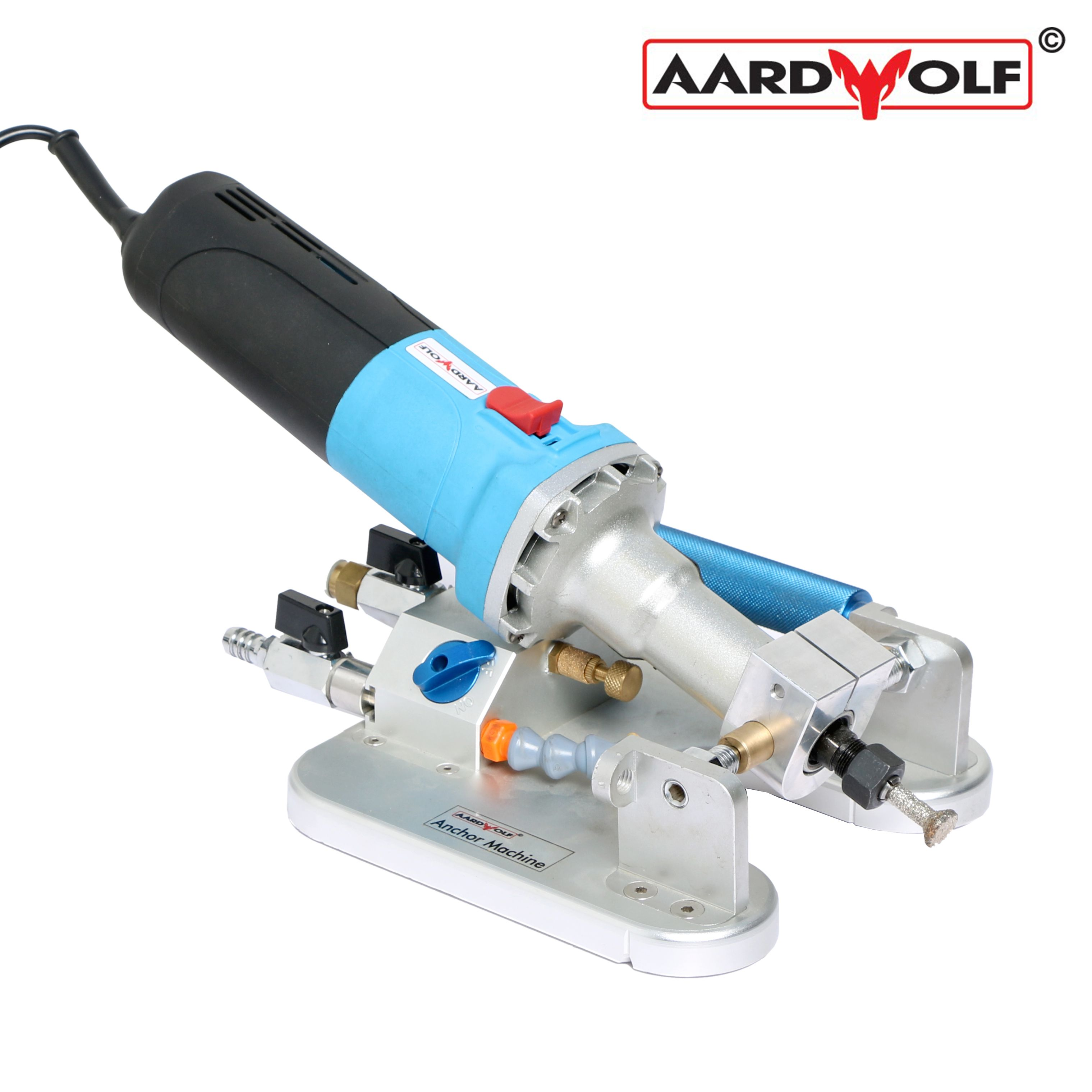 Electric Anchor Machine Product Code EAM The Electric