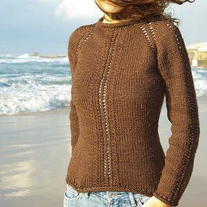 41f7bc099 Sinfully Simple Lace Sweater