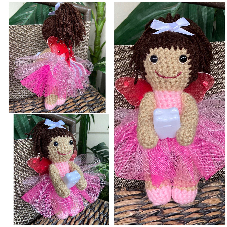 Crochet Tooth Fairy Pillow Free Crochet Patterns | 3000x3000