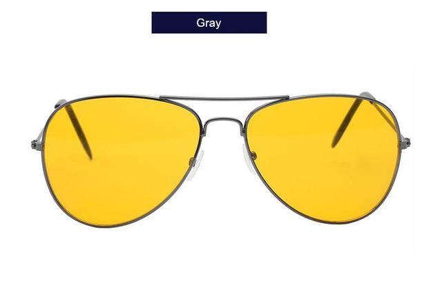 5a55a3f82 Night Vision Polarized Sunglasses Men Women Goggles Glasses UV400 Sun –  buyinternetproducts #pilotglasses