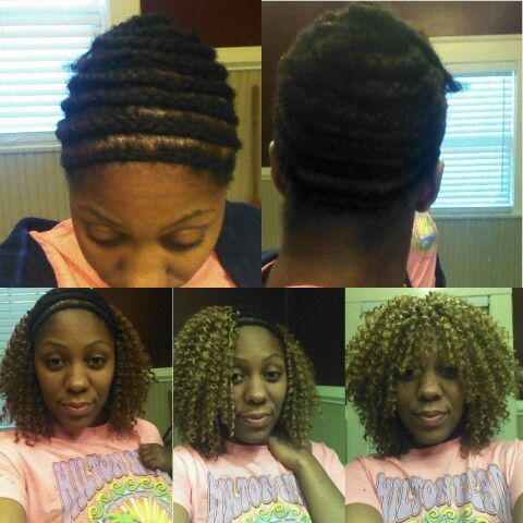 This Will Be Cute As Crochet Braids Or A Beautiful Sew In