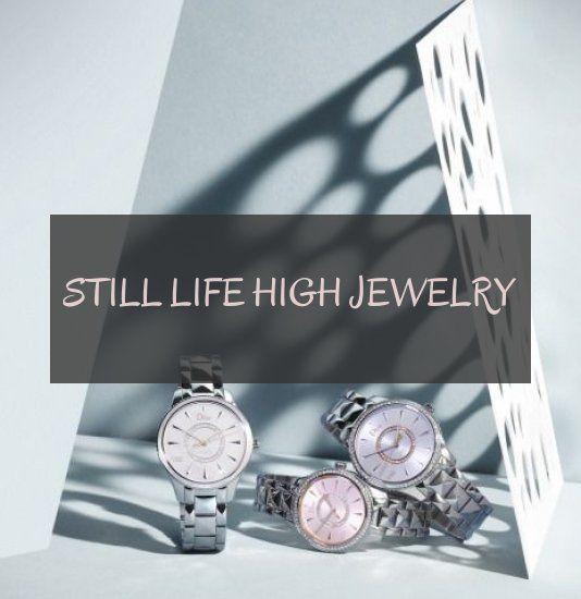Still Life high jewelry