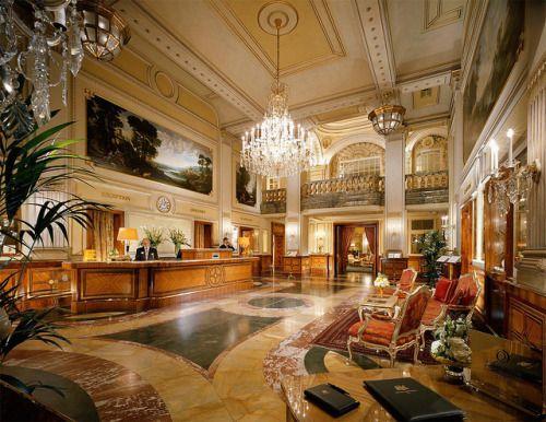 Starwood Hotels Tumblr Luxurious Hotel Lobbies Wien