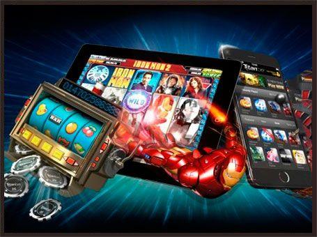 игровые автоматы играть на телефоне 2021