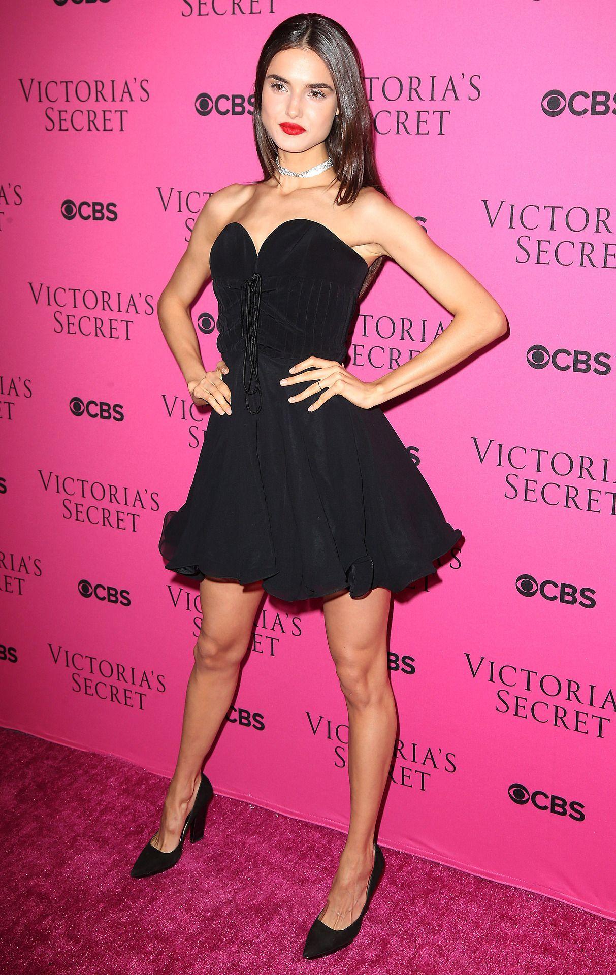 Blanca Padilla attends the 2017 Victoria\'s Secret Fashion Show ...