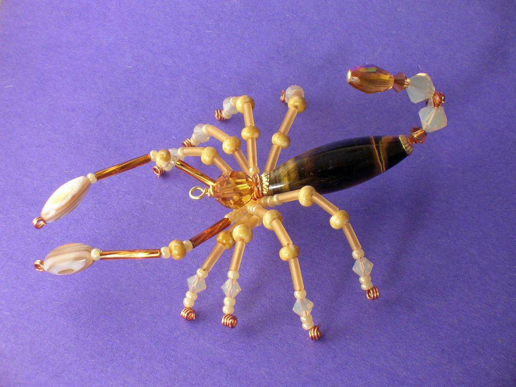 Gemütlich Drahtspinne Skorpion Bug Galerie - Elektrische Schaltplan ...