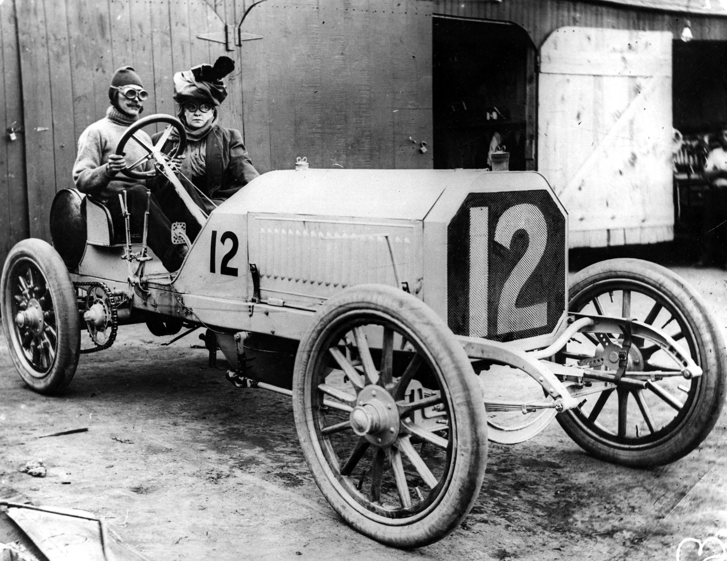 Locomobile 1905 Race Car. The Locomobile Company of America was an ...