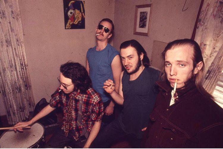 Mudcrutch in 1971