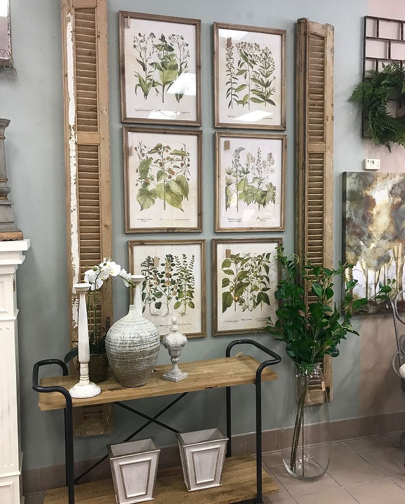 At Home Decor Store: Rustic AND Chic At The Store