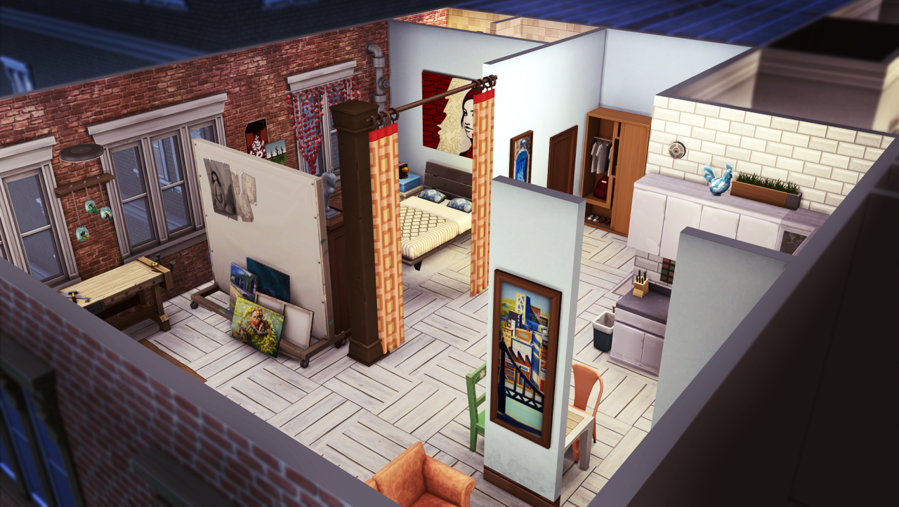Femmeonamissionsims 17 Culpepper Studio Cc Free Apartment This