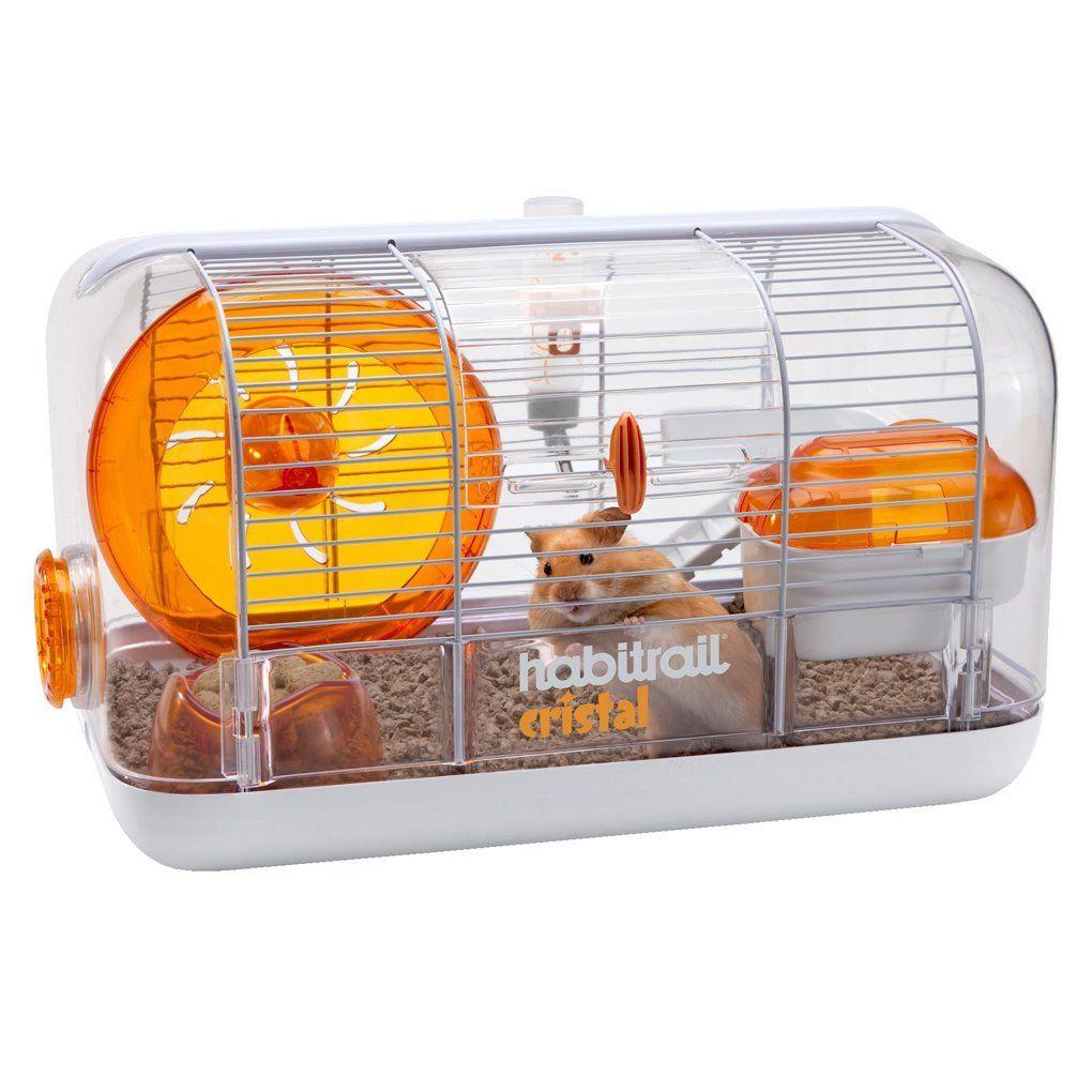 Amazon Com Habitrail Cristal Hamster Habitat Pet Cages Pet Supplies Hamster Habitat Cool Hamster Cages Animal Habitats