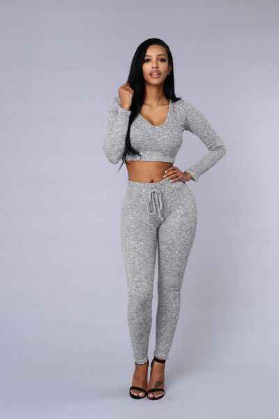 7f785ab6748 Pair with Wanderlust Hoodie! - Available in Black, Grey and Rose - High  Rise - Thick Waistband - Skinny Leg - Decorative Drawstring - Made in USA -  48% ...