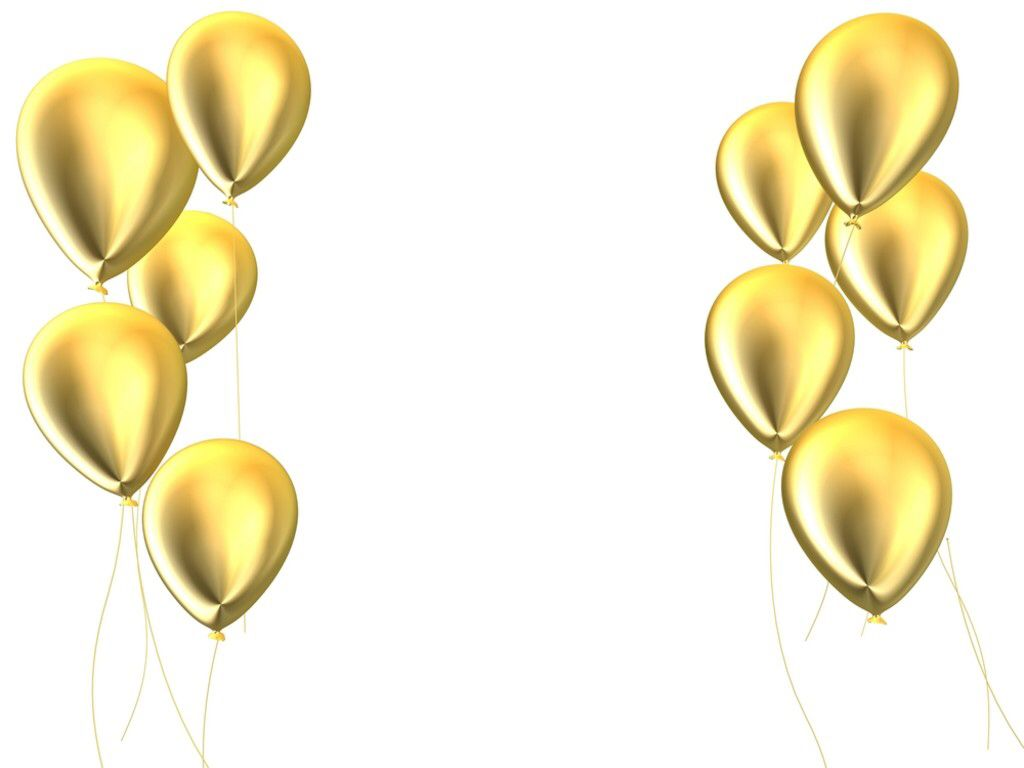 Pin By Lilac Craft On كاميو Gold Balloons Balloons Birthday