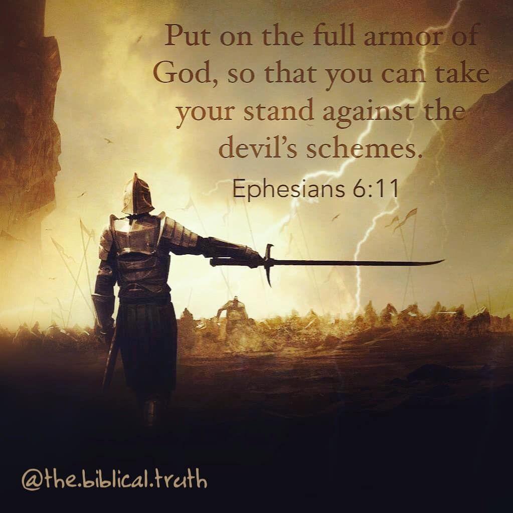 Bible Verse Ephesians 6 11 Tattoo Best Tattoo Ideas
