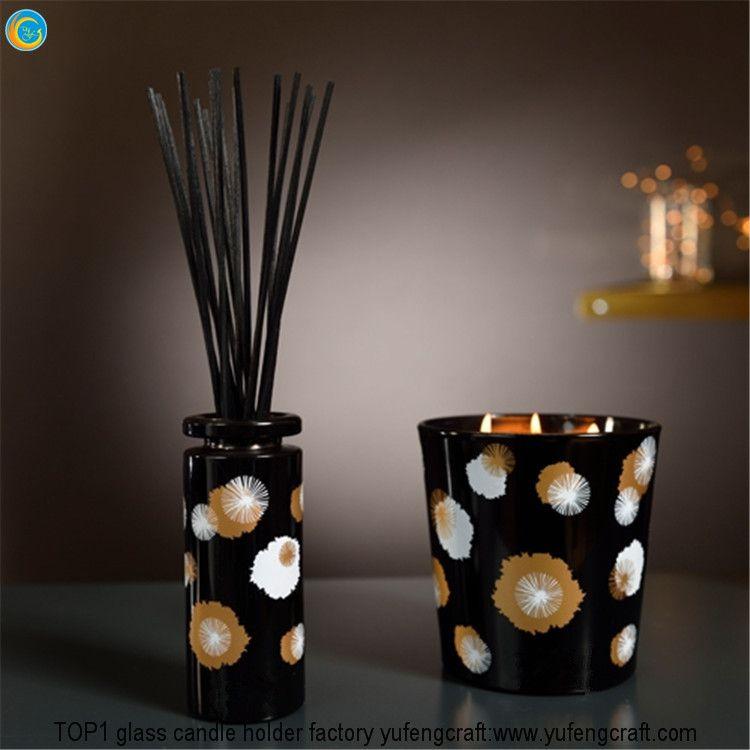 Unique candle holders wholesale candle jars customize