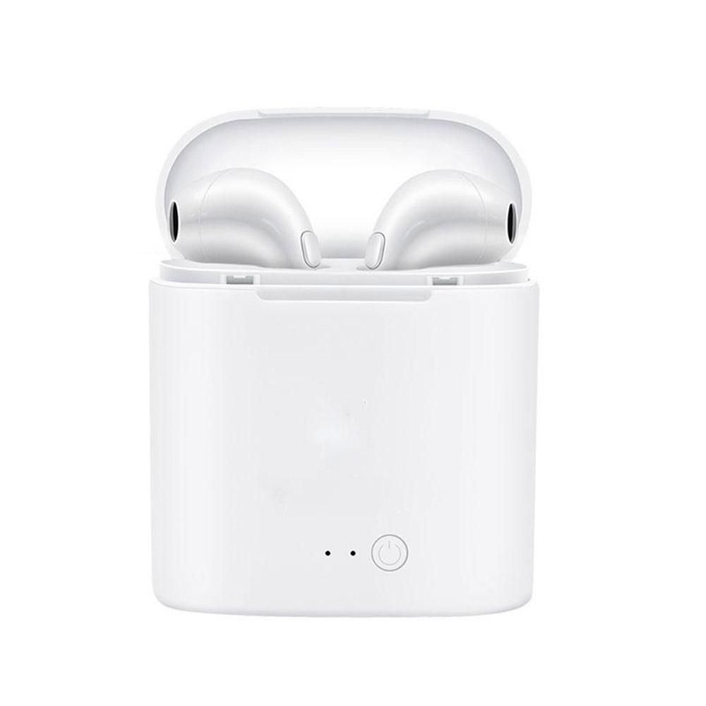 Apple Earpods Wireless Earbuds Bluetooth Headphones For Apple Airports Iphone 100 Brand New And High Bluetooth Headset Wireless Bluetooth Bluetooth Earphones
