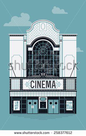 Old Cinema Front