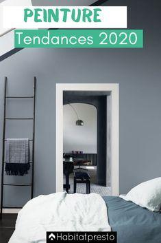 Peinture intérieure : Voici les 5 couleurs tendances en 2020