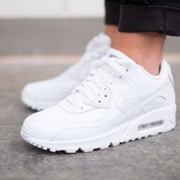 Best Shoes on | White nike shoes, Nike shoes women, White ...