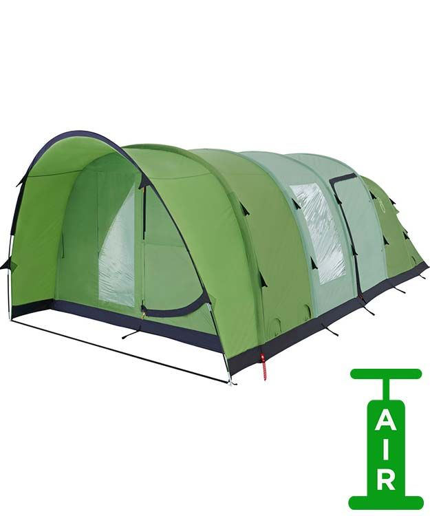 Coleman FastPitch Air Valdes 6 L Tent | Family Tents | Penrose Outdoors  sc 1 st  Pinterest & Coleman FastPitch Air Valdes 6 L Tent | Family Tents | Penrose ...