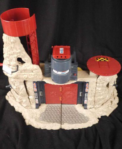 G I Joe Conquest of Cobra Mountain Playset Hasbro | eBay