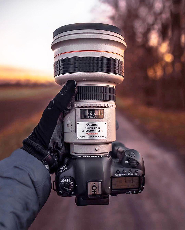 Pin Pa Canon Camera