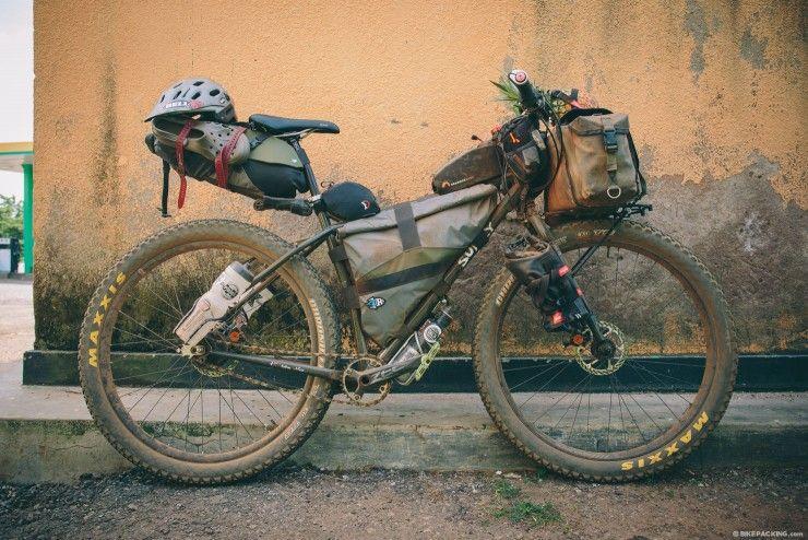Porcelain Rocket Mr Fusion V2 Long Haul Review Bikepacking Bags