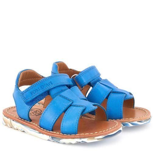 Pom d'Api Sandales en cuir 171680 | Children shoes
