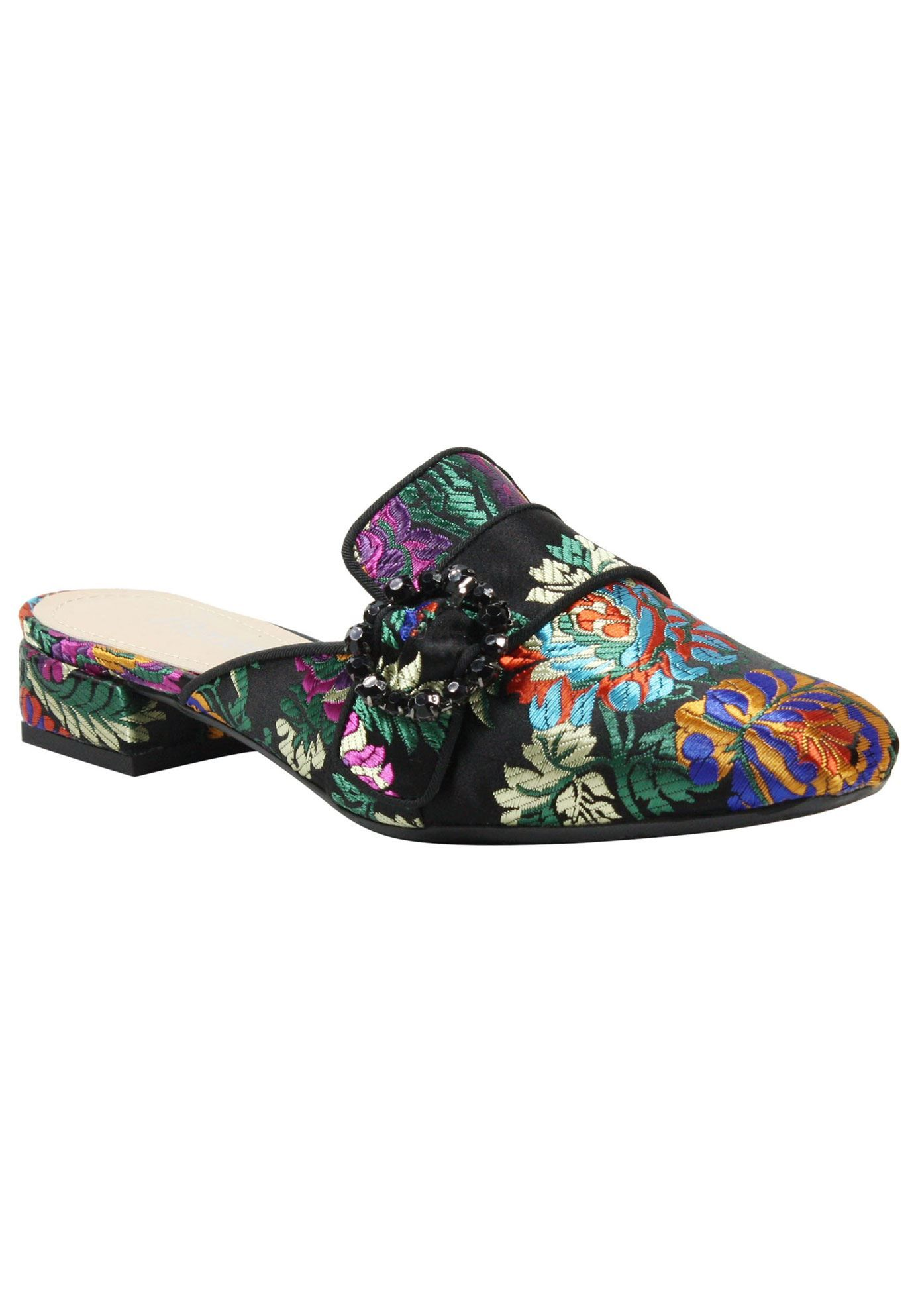 744b024d6f2 Senoches Slides by J.Renee - Women's Plus Size Clothing | Products ...