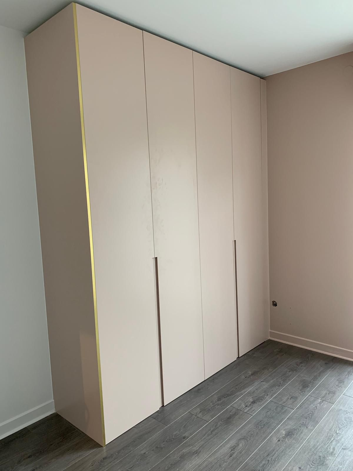 Pax Portes Tiroirs Ikea Decoration Architecture Renovation Dressing En 2020 Cloison De Separation Ikea Meuble Salle De Bain Dressing