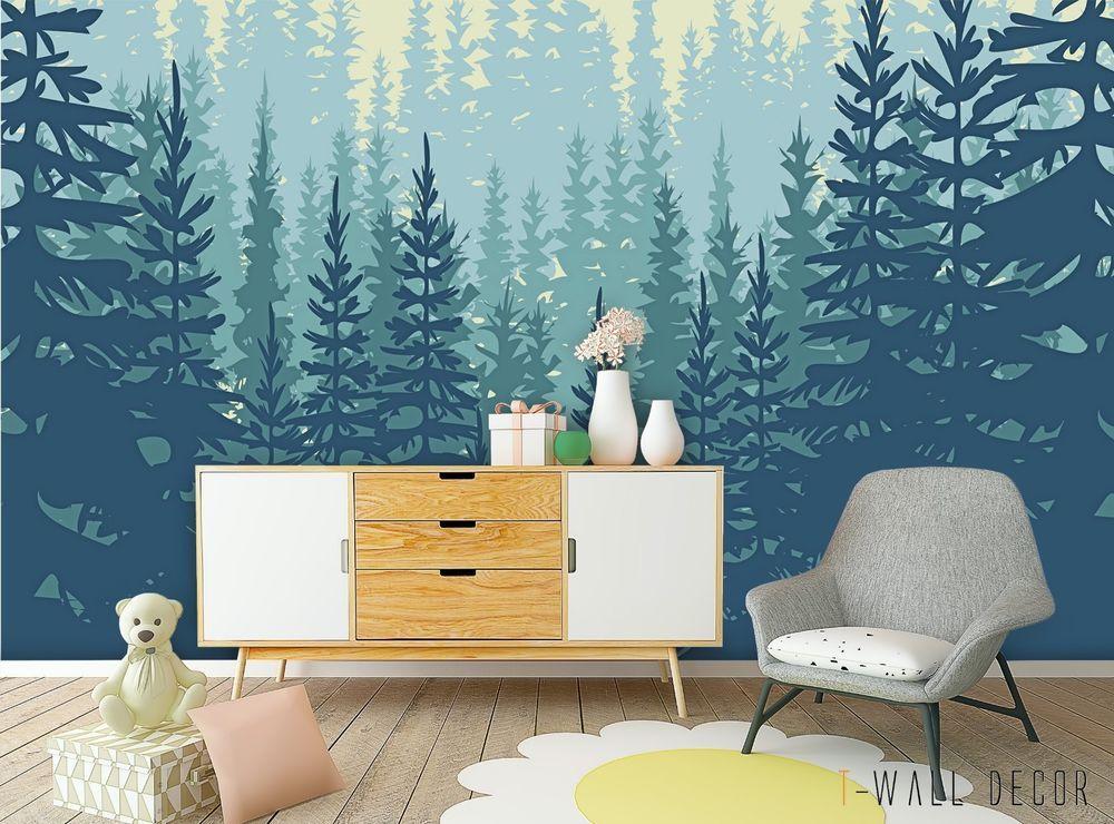 Pin by TWall Decor on Tree & Wood Pattern Wall Murals