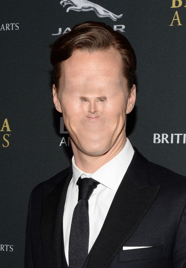 Can You Recognise These Celebrities With A Teeny-Tiny Face