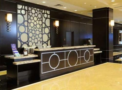 Hotel Reception Desk Hotel Interior Design Hotel Interior