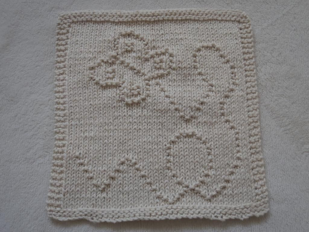 Flutter by Butterfly Dishcloth pattern on Craftsy.com ...