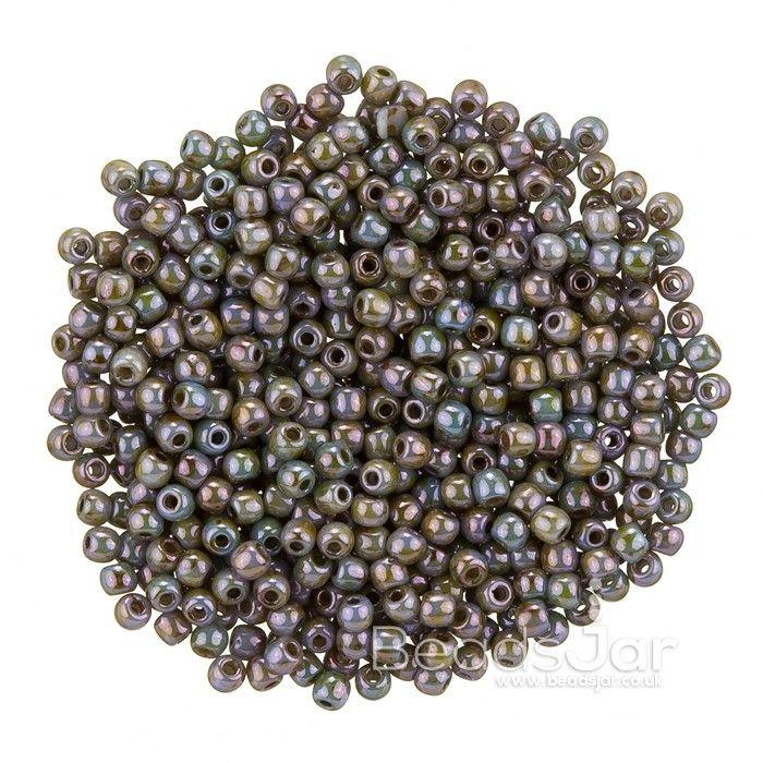 Czech Druk True 2mm Round Glass Beads Lazure Blue PK600.  UK Good Price