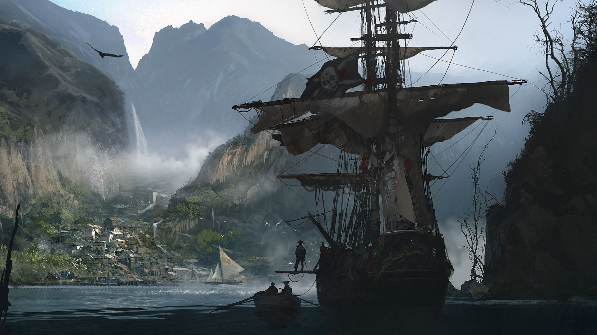 Assassins creed iv black flag wallpaper 10010 pirates assassins creed iv black flag wallpaper 10010 voltagebd Image collections