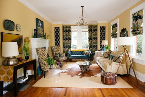 Residential & commercial interior design firm with offices in Ann Arbor,  Michigan and Athens,