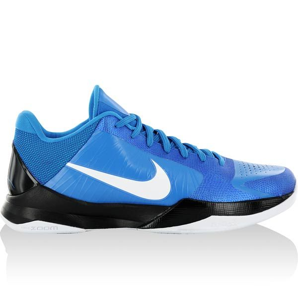 8a217a628c63 nike zoom kobe 5 blue white. Find this Pin and more ...