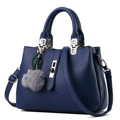 Brand Designer Famous Fur Women Bag Handbags Luxury Ladies Hand ...