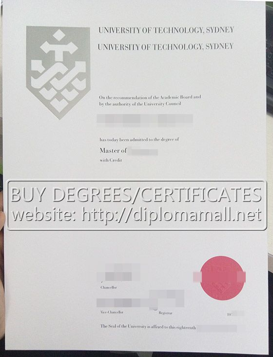 University of Technology Sydney (UTS)degree buy degree, buy - master or masters degree on resume