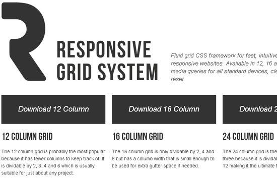 17 Flexible Grid Tools And Frameworks For Responsive Websites Grid Tool Information Architecture Grid