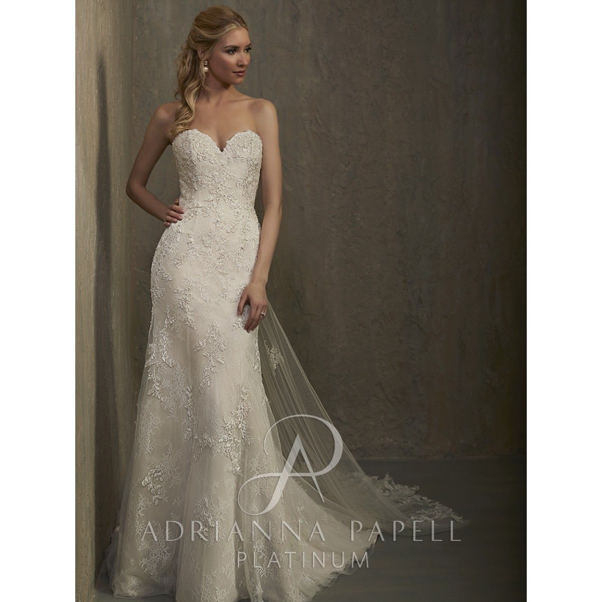 Platinum edition wedding dresses  New  Style Isabella  Adrianna Papell Platinum  LoveStory