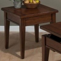 Dunbar Oak End Table At McDonaldu0027s Fine Furniture In Lynnwood WA