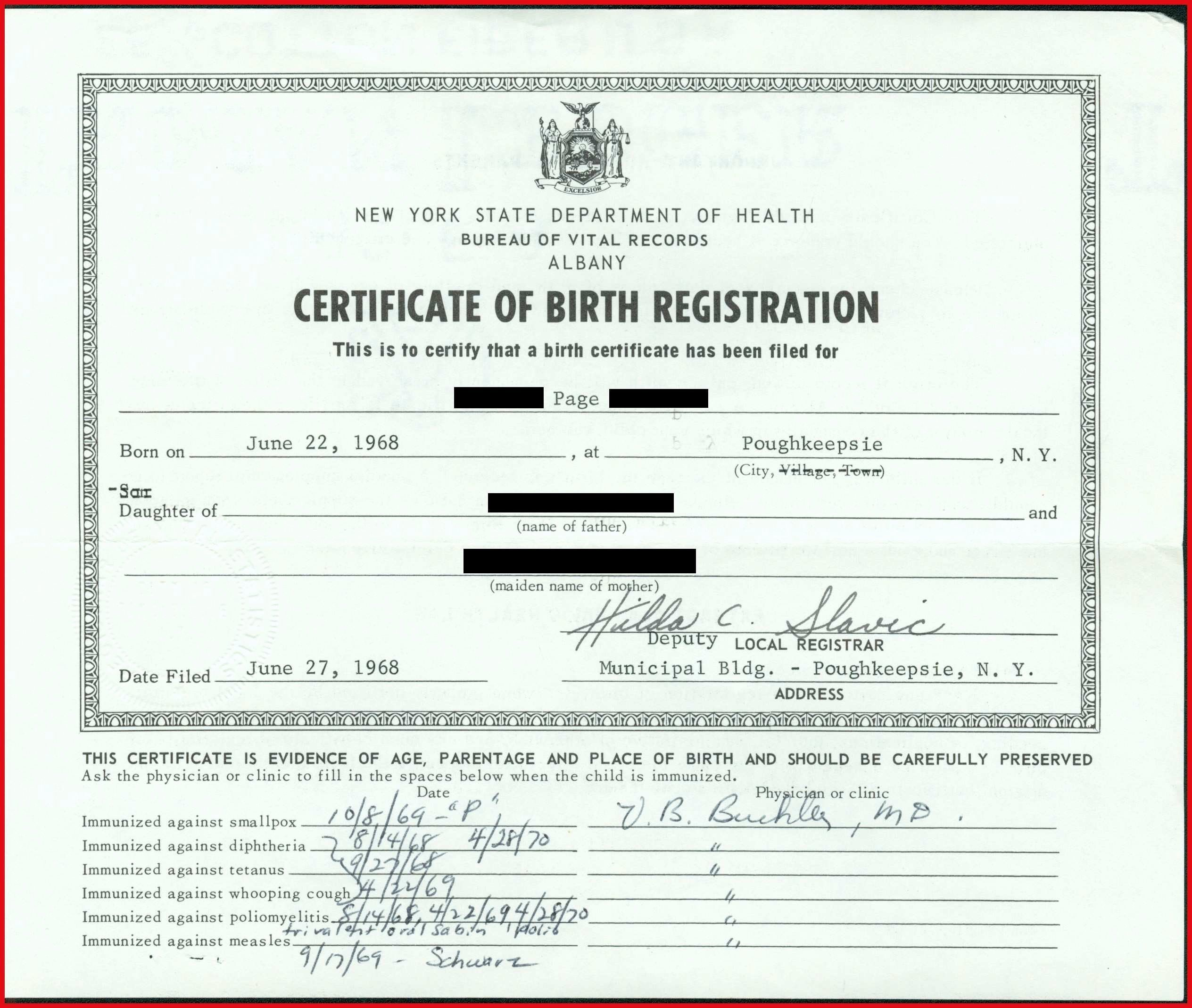 The Extraordinary Fake Birth Certificate Template Free 501121 Shygirlsown With Regard Birth Certificate Template Certificate Templates Fake Birth Certificate