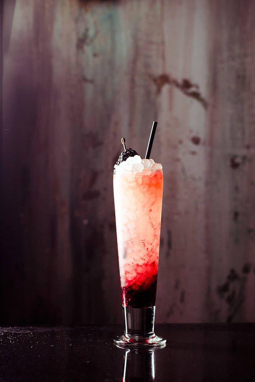 The Bloody Baron Cocktail \u2013 Halloween Cocktail Recipes Pinterest - halloween cocktail ideas