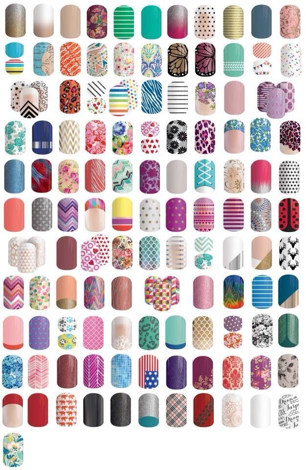 spring summer 2015 jamberry nail designs - CLICK and request a free ...