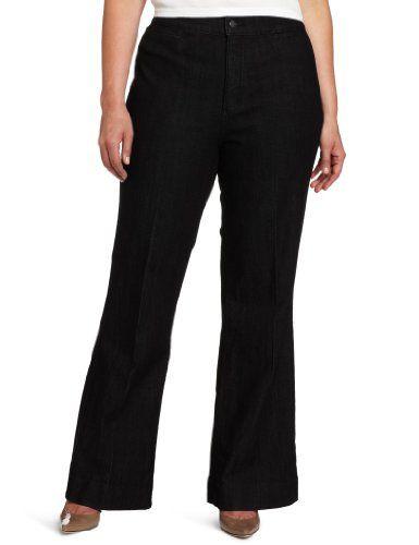 f82c757c7fb Not Your Daughter`s Jeans Women`s Plus Size Michelle Denim Trouser  108.00