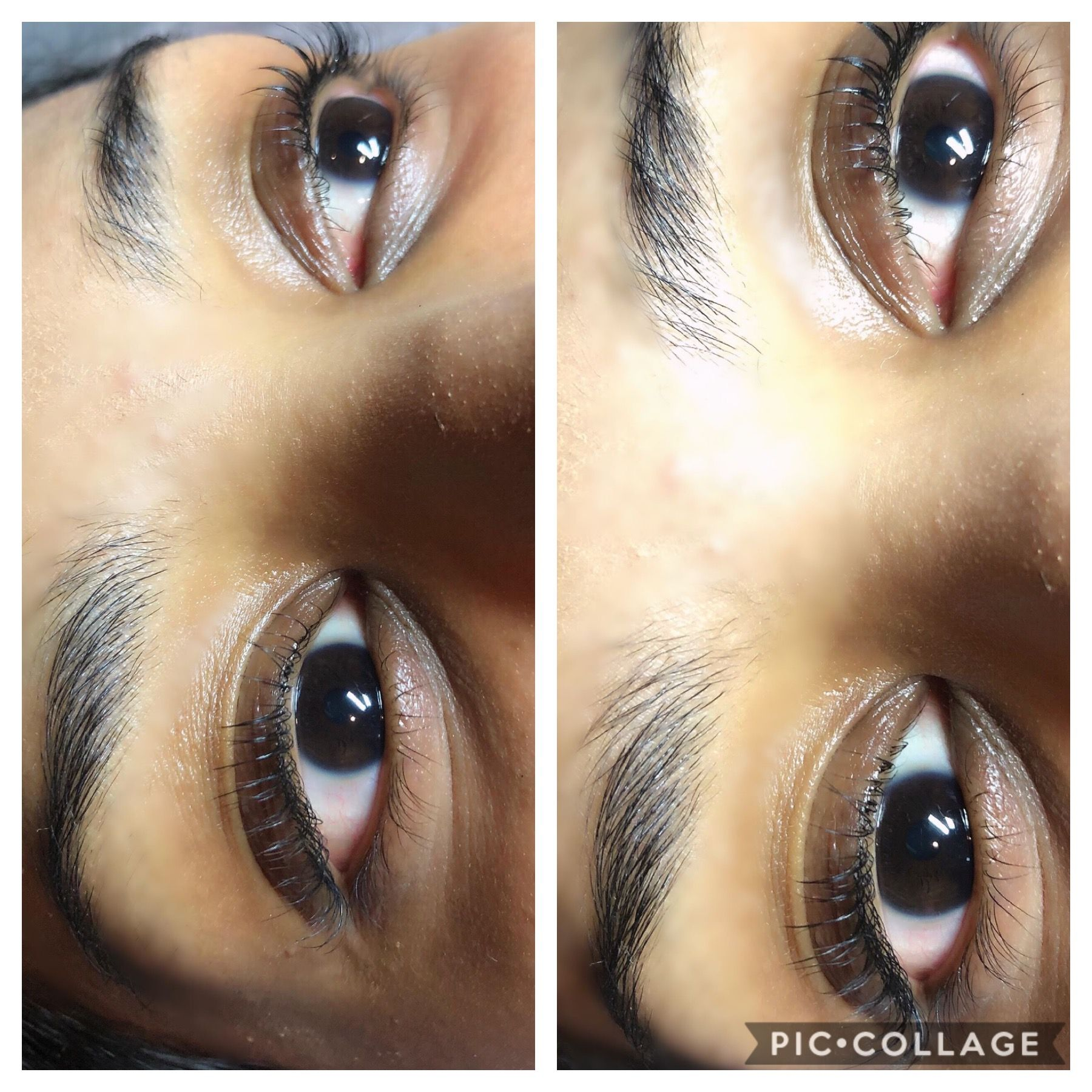 Lash lift ready! Great service to enhance your own ...