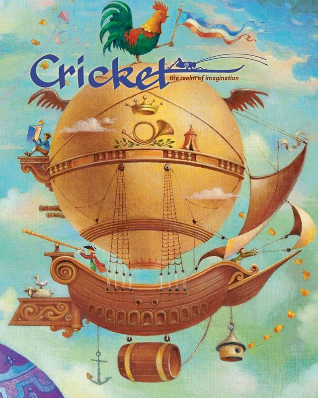 Print isn\'t dead! So get your kid a magazine | Cricket and Kids ...